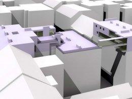 Studie Dachgeschoss